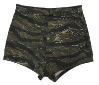 Vietnam Tiger Stripe Udt Shorts - Underwater Demolition Teams - Navy Swim Shorts