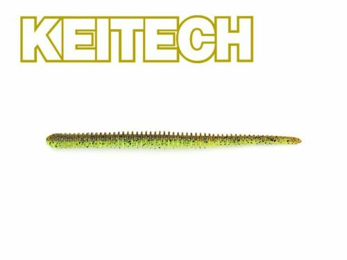 "DropShot Farbauswahl KEITECH Easy Shaker 3,5/"" Gummiwurm 9,5 cm"