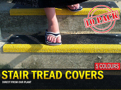 Stair Tread Covers QuartzGrip - 600mm to 3600mm Pack of 10