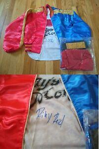 Riley-Reid-Autografo-Firmado-Harley-Quinn-Conjunto-Cosplay-Brazzers-Avn-Actor