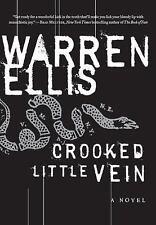 P. S.: Crooked Little Vein by Warren Ellis (2008, Paperback)