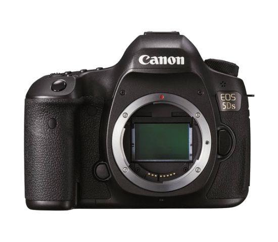 Canon EOS 5DS R 50.6MP Digital SLR Camera - Black  FAST FREE