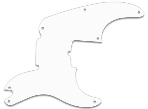 FENDER® USA PICKGUARD 60th ANNIVERSARY PRECISION P-BASS® 3 PLY PG WHITE WBW f