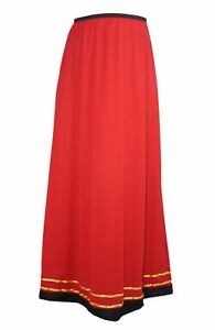 Ladies-Red-Maria-Posada-Skirt-Book-Of-Life-Day-of-the-Dead-Fancy-Dress