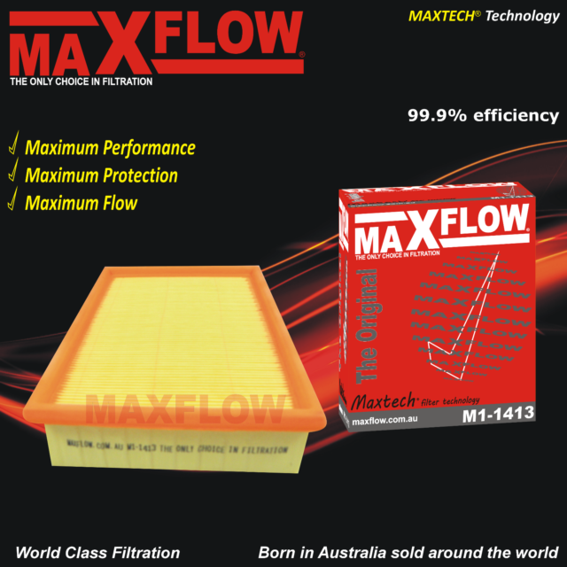 Buy Maxflow® air filter suit fit BMW 3 Compact E36 323ti 2.5 125kw M52 B25 256S3