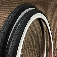 White Wall Bicycle Tires 20 Inch 20 X 1.75