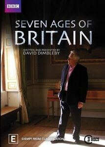 Seven-Ages-Of-Britain-DVD-3-Discs-David-Dimbleby-Region-4-Very-Good-Condition