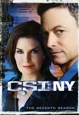 CSI: NY - The Seventh Season [6 Discs] (2011, DVD NEUF)6 DISC SET