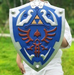 Legend of Zelda Hylian Master Link Shield Halloween Cosplay Costume Weapon Props