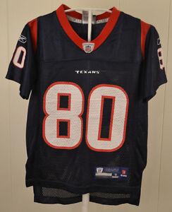 Reebok Houston Texans Andre Johnson  80 NFL Football Jersey Youth ... dd3b15602