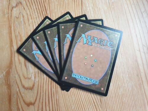 Various Magic The Gathering Trading Cards Morningtide