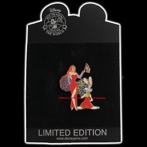 DISNEY-SHOPPING-JESSICA-amp-ROGER-RABBIT-INDEPENDENCE-DAY-2006-PIN-4th-OF-JULY