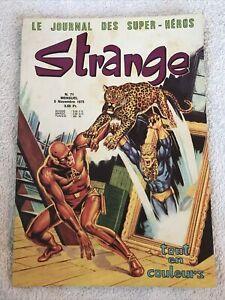 STRANGE-N-71-Novembre-1975