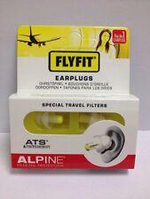 ALPINE flyfit EAR plugs-cheapest PREZZO SU EBAY