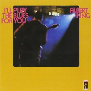 Albert-King-I-039-ll-Play-The-Blues-For-You-Stax-Remasters-NEW-CD