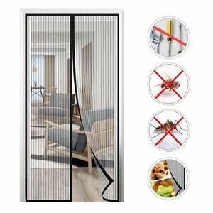 Store Moustiquaire Magnétique Pour Porte Fenêtre Avec Aimant Mouches