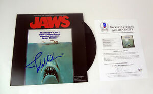 John-Williams-Signed-Jaws-Soundtrack-Vinyl-Record-Album-Beckett-BAS-COA