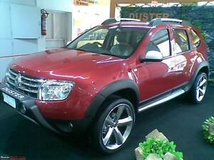 2 Bacchette Laterali Grigio Dacia Duster Ambiance Laureate