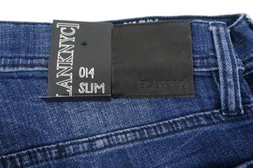 BLANKNYC BLANK NYC FADED BLUE 31 014 SLIM FIT JEANS MENS NWT NEW