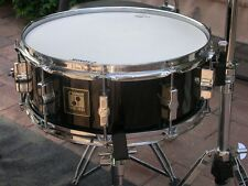 "14"" SONOR SNARE DRUM FORCE 3003 BLACK LACQUER LOT# M36"