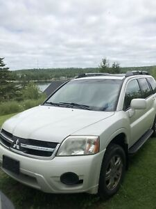 2007 Mitsubishi Endeavor for parts