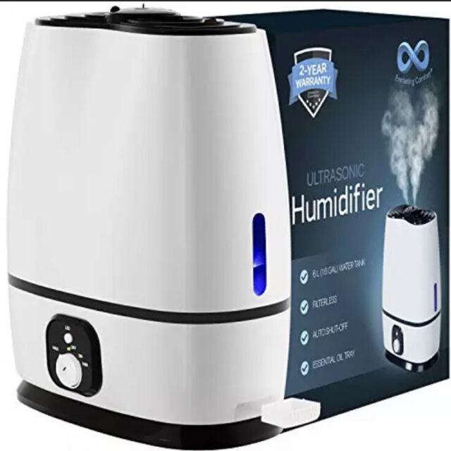Everlasting Comfort Ultrasonic Humidifier