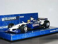 Minichamps Williams BMW FW23 Ralf Schumacher 1st Win 2001 San Marino LTD ED 1/43