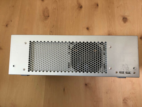 WN DN Embedded PC EPC A4 DUO Core
