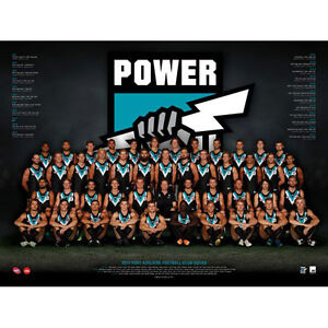 AFL-2017-Team-Port-Adelaide-Power-POSTER-60x80cm-NEW-Aussie-Football-Players