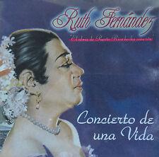 Concierto De Una Vida Ya Estoy Aqui Bolero CD REJA Puerto Rico MINT