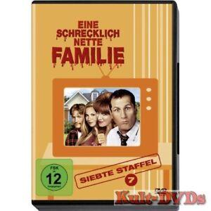 Eine-schrecklich-nette-Familie-Season-Staffel-7-3-DVD-Box-Ed-O-039-Neill-Neu-OVP