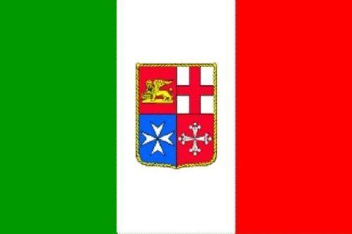 Autocollant Italie avec écusson drapeau Drapeau 18 x 12 cm des autocollants