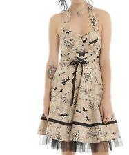 Disney Peter Pan Halter Dress Cosplay Sz Small NWT