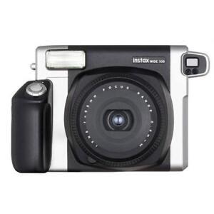 Camara-instantanea-Fujifilm-Instax-Amplia-300-Negro-Plata-Incluye-10-disparos
