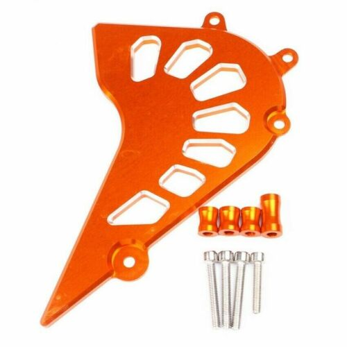 Fit KTM Duke 390 2013 2014 2015 Front Sprocket Chain Cover Guide Guard Protector