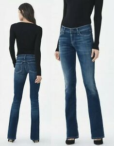 208-CITIZENS-OF-HUMANITY-EMANNUELLE-2237-Slim-Boot-Jeans-Size-28