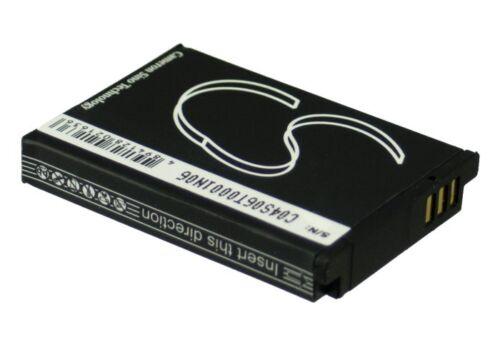 3.7V Batería para Samsung ES50 ES55 ES60 SLB-10A 1050mAh Nuevo