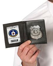Polizei Ausweis mit Marke NEU - Zubehör Accessoire Karneval Fasching