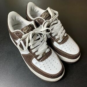 air force 1 low snakeskin