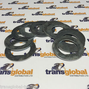 LR Defender//RR Classic// Discovery 1 Wheel Bearing Locking Washers X4 FTC3179