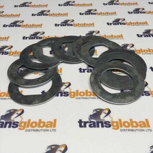 Land Rover Defender Wheel Bearing Locking Tab Washers x10 - Bearmach FTC3179