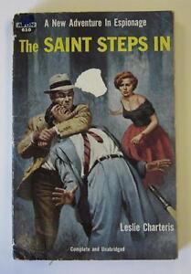 the saint steps in charteris leslie