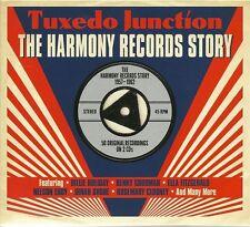 TUXEDO JUNCTION - 2 CD BOX SET - THE HARMONY RECORDS STORY 1957 - 1962