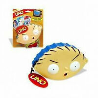 Family Guy Stewie Griffin Uno Set Sealed