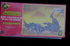 GRENADIER MODELS  FANTASY WARRIORS,ORC GENERALS WAR CHARIOT  BOX SET  #9005 BNIB