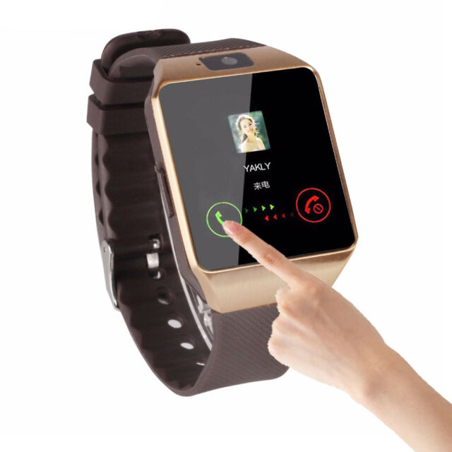 2373b55a4 Bluetooth Smart Watch Camera For Samsung LG ASUS ZTE Android Phone Men Women