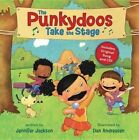 The Punkydoos Take the Stage by Jennifer Jackson (Mixed media product, 2014)