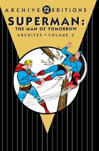 Superman-The-Man-of-Tomorrow-Archives-Volume-3-HC-by-DC-Comics-Hardback-2013