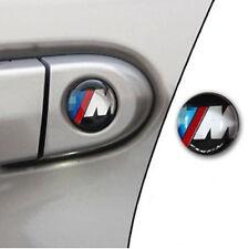 M Sport Button Door Key Hole Logo Emblem Sticker for BMW 20mm