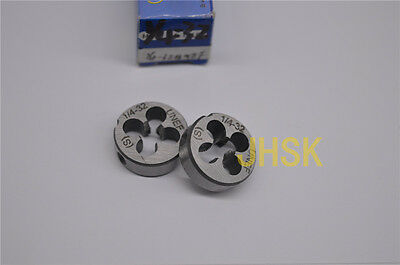 1pcs HSS Right Hand Die G 3//8-19 Inch Dies Threading G 3//8